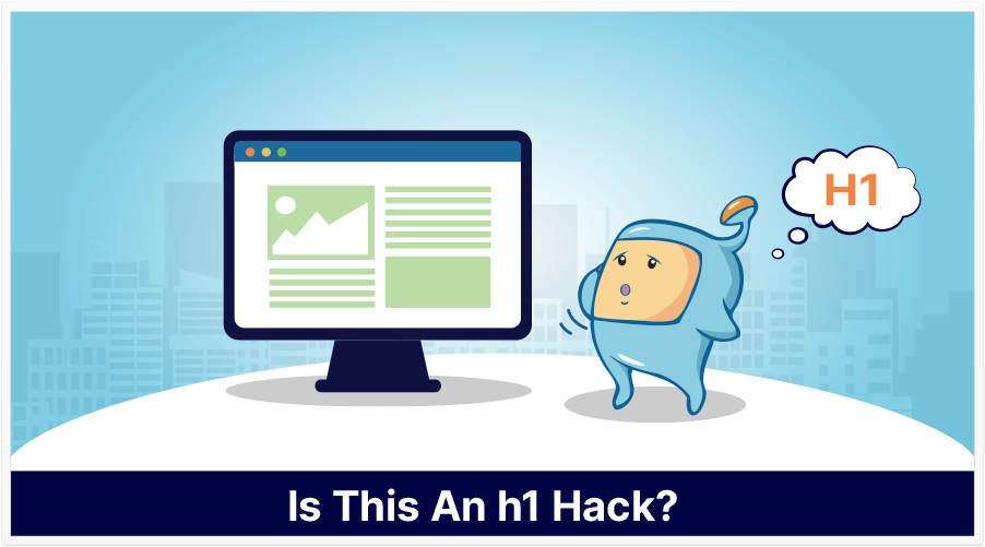 how to write a headline featured image